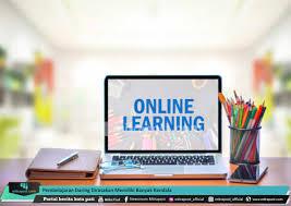 Pemberitahuan Pembelajaran Daring dan Undangan Pengambilan Buku Semester Ganjil Tahun Pelajaran 2020/2021