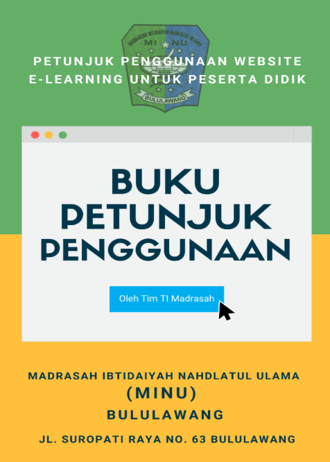 Panduan E-Learning untuk Peserta Didik