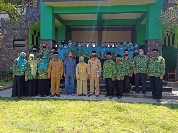 Pelaksanaan Penilaian Kinerja Kepala Madrasah (PKKM) Tahun 2020